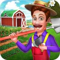 Old Man's Big Green Farm on 9Apps