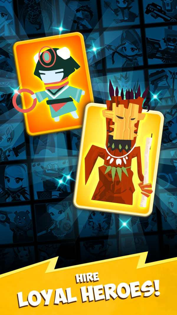 Tap Titans 2: Legends & Mobile Heroes Clicker Game screenshot 3