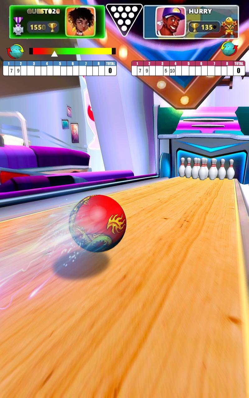World Bowling Championship - New 3d Bowling Game 7 تصوير الشاشة