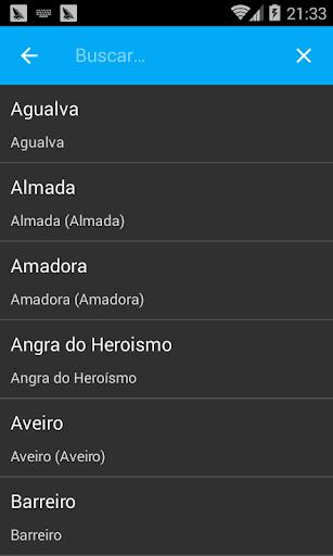 El tiempo Portugal screenshot 5