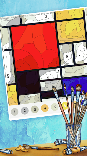 Happy Color™ – Color by Number. Coloring games. screenshot 6