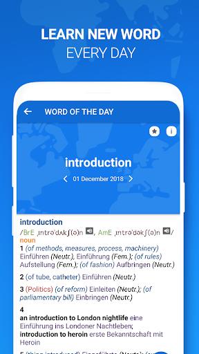 Оxford Dictionary with Translator 7 تصوير الشاشة