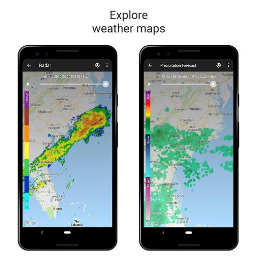 Weather Live screenshot 4