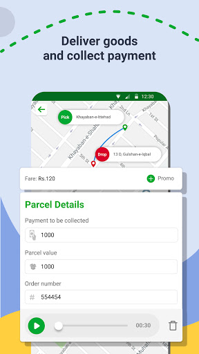 Bykea - Bike Taxi, Delivery & Payments screenshot 4