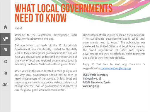 Sustainable Development Goals screenshot 4