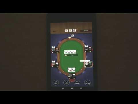 تكساس هولدم بوكر الملك 1 تصوير الشاشة