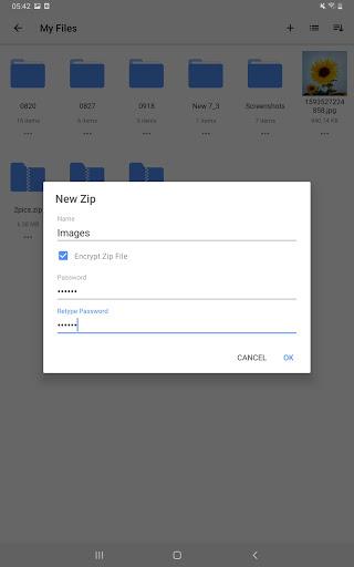 WinZip – Zip UnZip Tool screenshot 9
