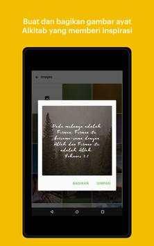 Alkitab Offline Gratis + Audio screenshot 10