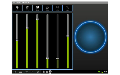 Fine Volume Control V2 (Trial) 8 تصوير الشاشة