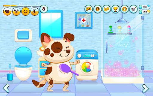 Duddu -حيواني الأليف الافتراضي 13 تصوير الشاشة