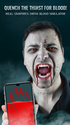 Real Vampires: Drink Blood Simulator screenshot 1