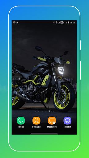 Sport Bike Wallpaper 4K screenshot 3