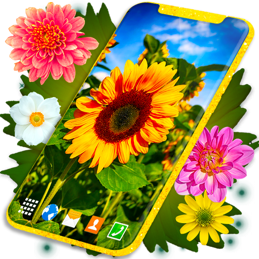 HD Summer Live Wallpaper 🌻 Flowers 4K Wallpapers icon