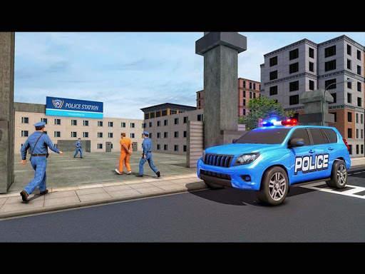 US Police ATV Quad Bike Hummer: Police Chase Games screenshot 11