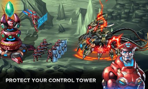 Robots Vs Zombies Attack screenshot 1