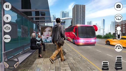 Bus Games - Coach Bus Simulator 2020, Free Games screenshot 3