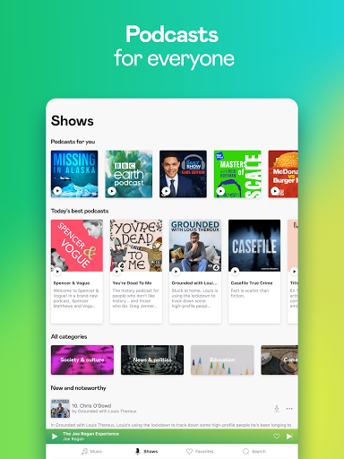 Deezer Music Player: Songs, Playlists & Podcasts screenshot 13