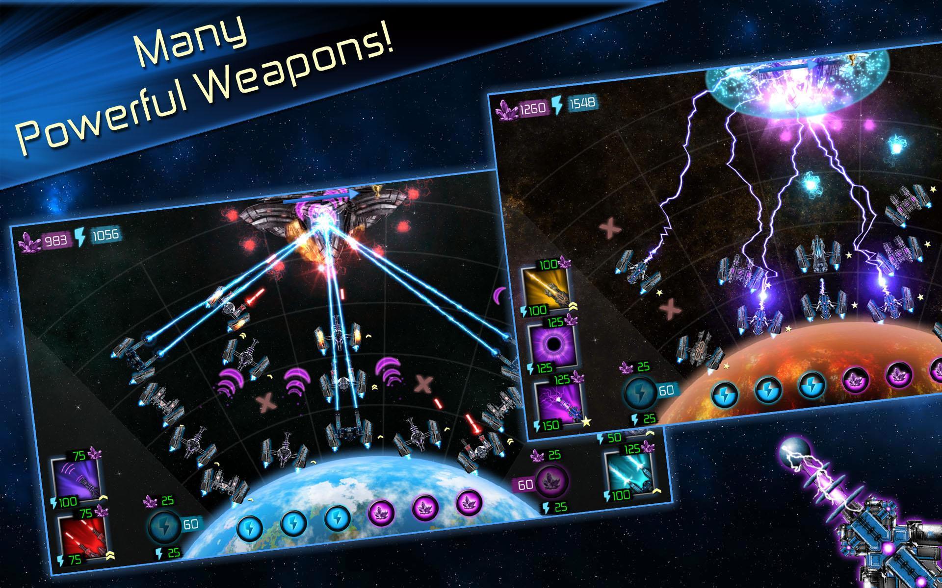 Interstellar Defense screenshot 11