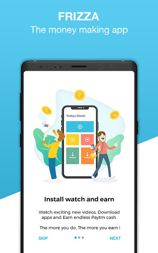 Earning App: Daily Rewards, New Offers & Games screenshot 1