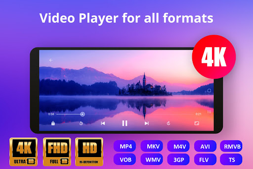 Video Player All Format screenshot 1