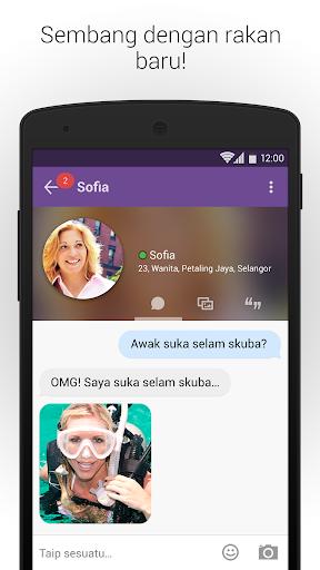 MeetMe - Bersiaran, Bual, & Berjumpa orang baru! screenshot 3