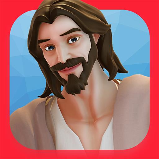 Bíblia Superbook para Crianças, Vídeos e Jogos icon