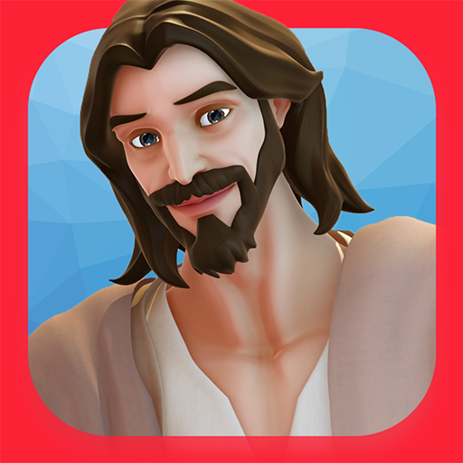 Superbook Kids Bible, Videos & Games (Free App) icon