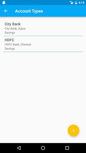 Cashflow Manager screenshot 4