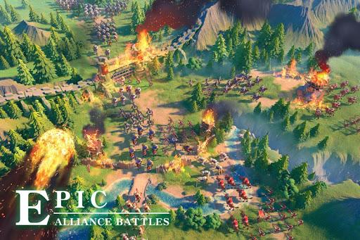 Rise of Kingdoms: Lost Crusade 4 تصوير الشاشة
