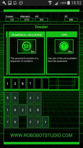 HackBot Hacking Game screenshot 4