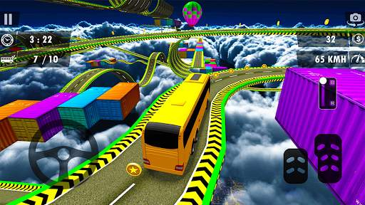 Impossible Bus Stunt Driving Game: Bus Stunt 3D screenshot 3