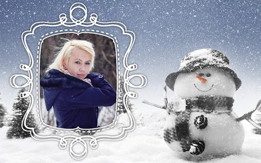 Winter Photo Frames screenshot 7