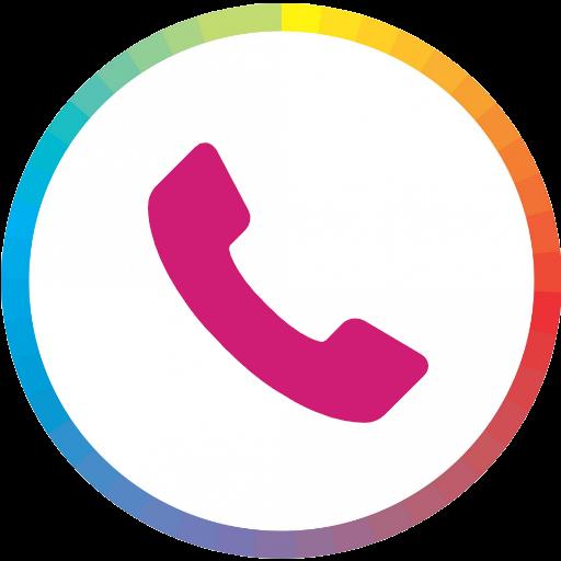 Vani Caller Theme, Call Screen, LED Name Announcer icon