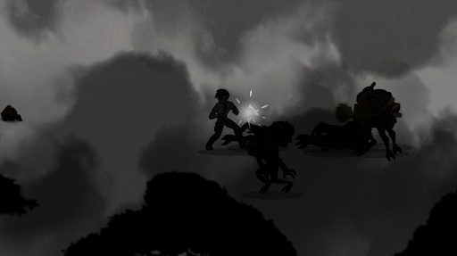 10 Shadow Benny 2: Alien Raging Fist screenshot 1