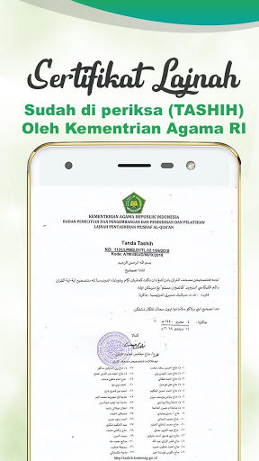 Panduan Muslim:  Waktu Shalat, Azan, Quran & Qibla screenshot 3