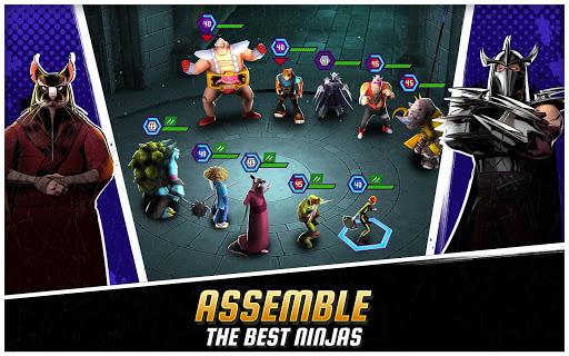 Ninja Turtles: Legends 1 تصوير الشاشة