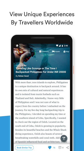 Tripoto: Indian App To Plan Trips and Share Videos screenshot 6