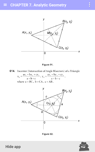 1300 All Maths Formulas Mega Pack screenshot 2