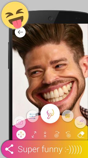 Photo Warp screenshot 4