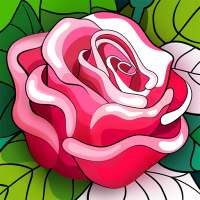 Hey Color Paint by Number Art & Coloring Book on APKTom