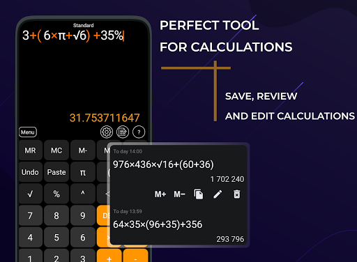 HiEdu Scientific Calculator : He-570 screenshot 2