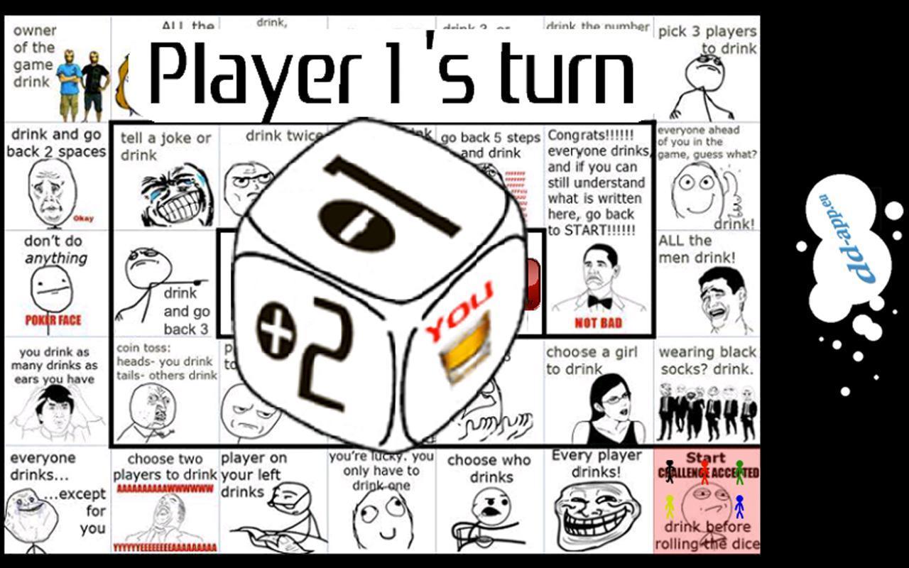 Meme Drinking Game screenshot 1