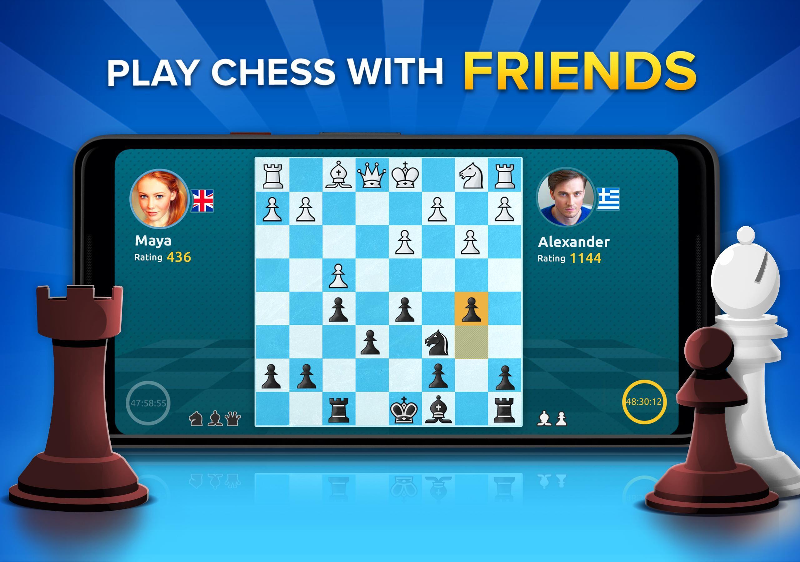 Chess Stars - Play Online screenshot 15
