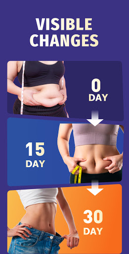 Lose Belly Fat at Home - Lose Weight Flat Stomach screenshot 7