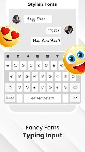 Font Keyboard - Fonts, Emoji & Keyboard Fonts screenshot 4