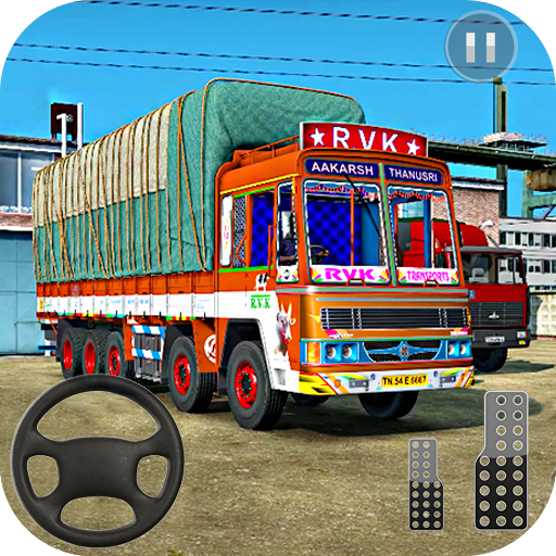 Indian Truck Spooky Stunt : Cargo Truck Driver icon