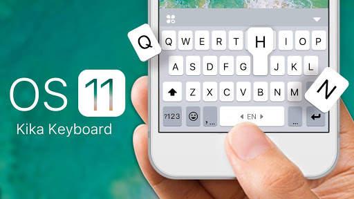 New OS11 Keyboard Theme screenshot 1