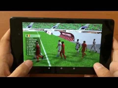 Football League Dunia screenshot 1