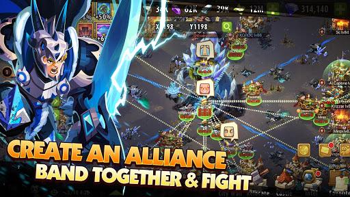 Magic Rush: Heroes screenshot 1