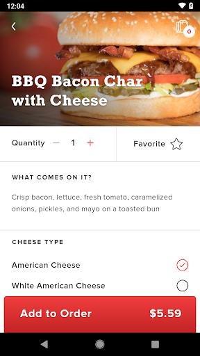 The Habit Burger Grill screenshot 1